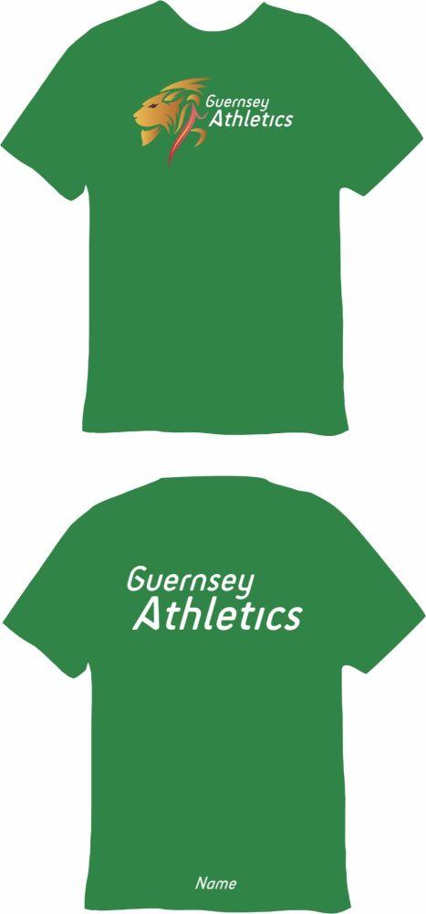 Women's Club TECH T-Shirt Green