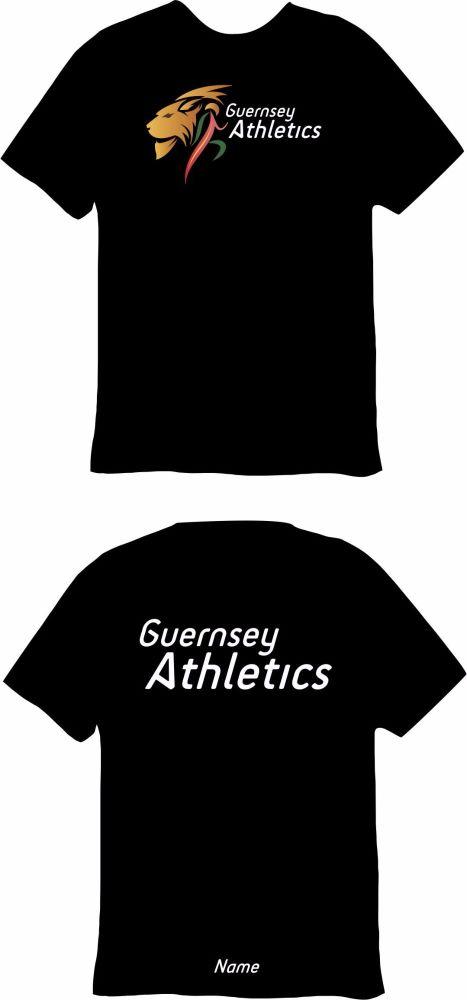 Women's Club TECH T-Shirt Black