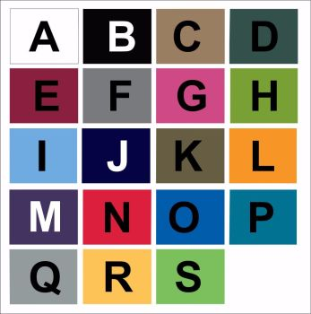 Apron PR154 Colours