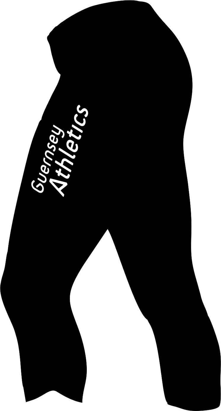 Junior 3 Qtr Leggings