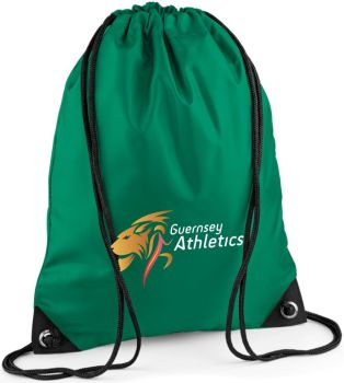 a. Guernsey Athletics Gym Sac Green