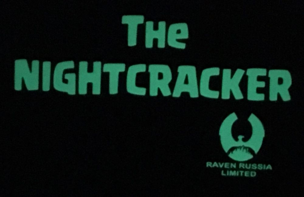 The Nutcracker 2018 GLOW TEE example