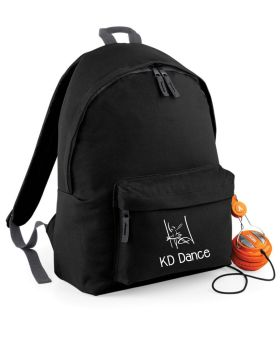 KD Dance Backpack Black
