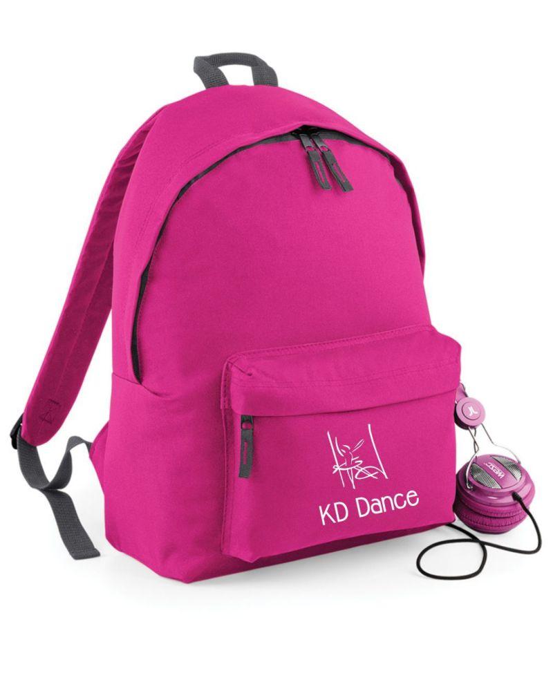 KD Dance Backpack Fuchsia
