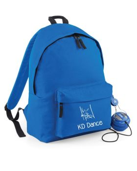 KD Dance Backpack Sapphire Blue