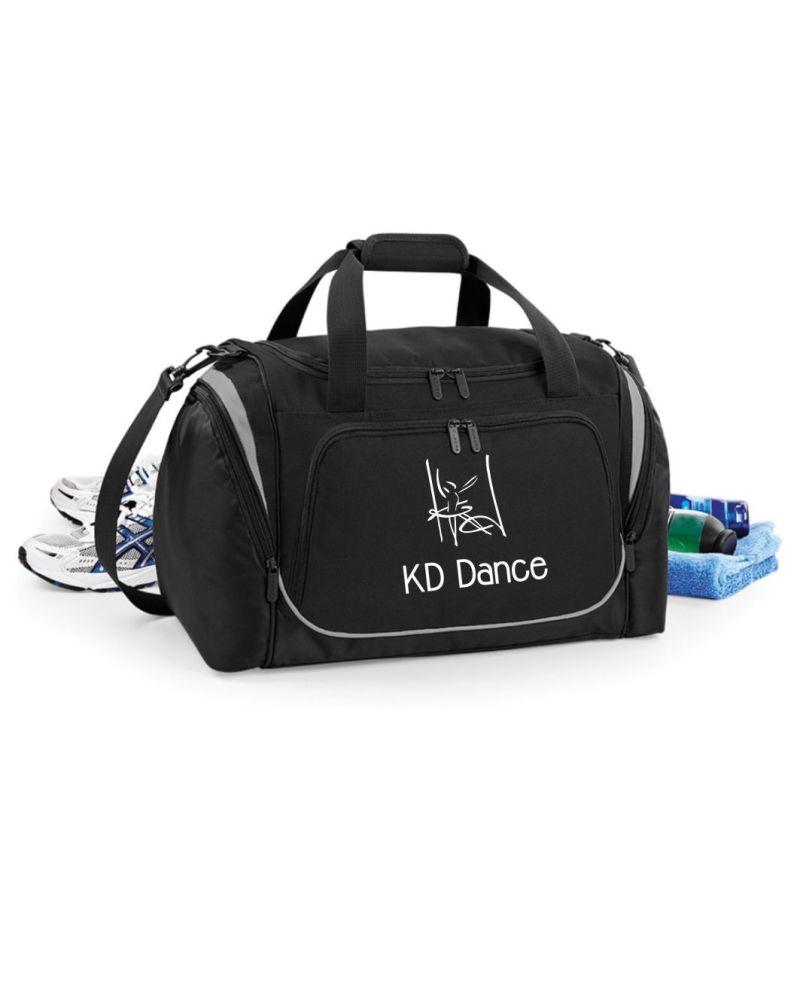 KD Dance Midi Holdall Black
