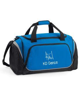 KD Dance Midi Holdall Sapphire Blue