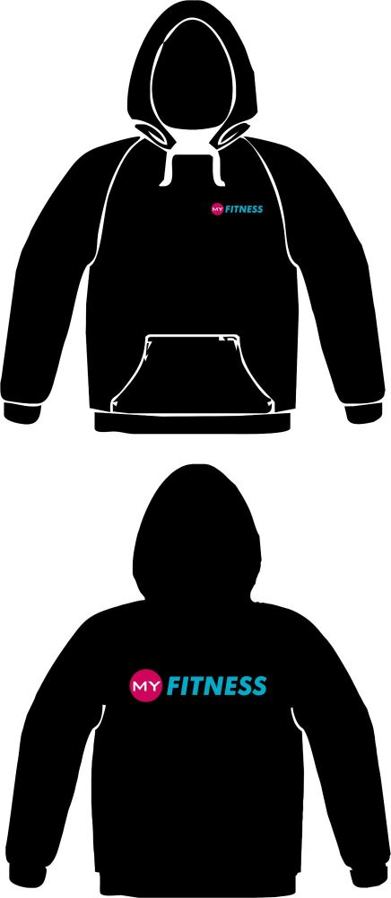 My Fitness Cotton Hoodie