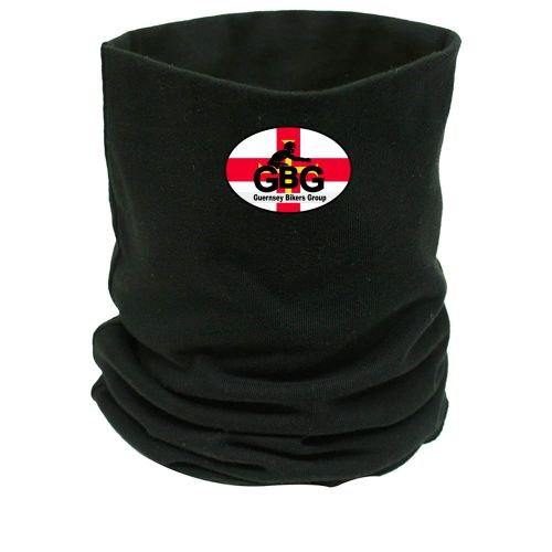 Guernsey Bikers Group Snood Black