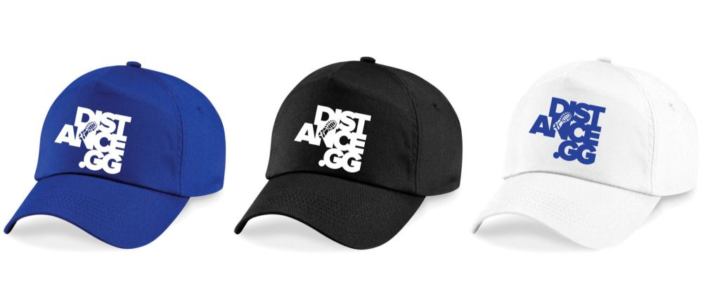 Distance.GG Baseball Cap Adults Size