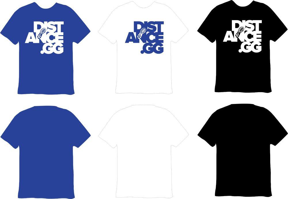 Distance.GG Sports T-Shirt Mens