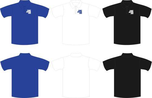 Distance.GG Cotton Polo Shirt Mens