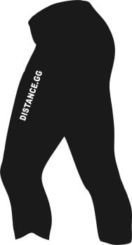 Distance.GG Sports 3 Qtr Leggings Wmns