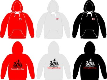 GBG Hooded Sweatshirt Adults