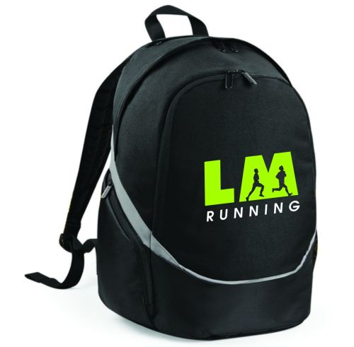 Lee Merrien Running Backpack