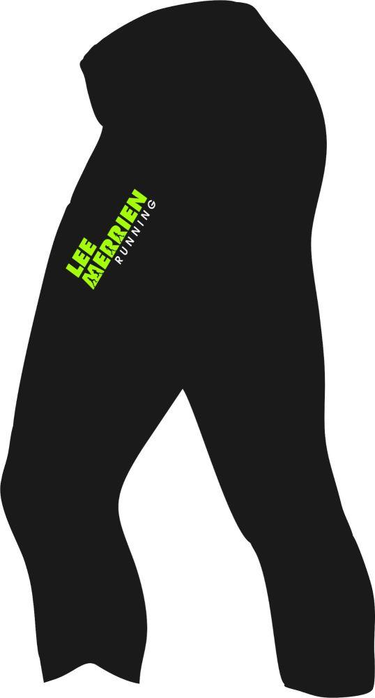 Lee Merrien Running Full Length Leggings Wmns