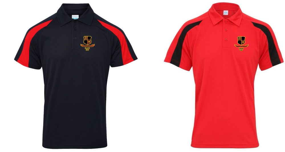 Rangers FC Sports Polo Shirt