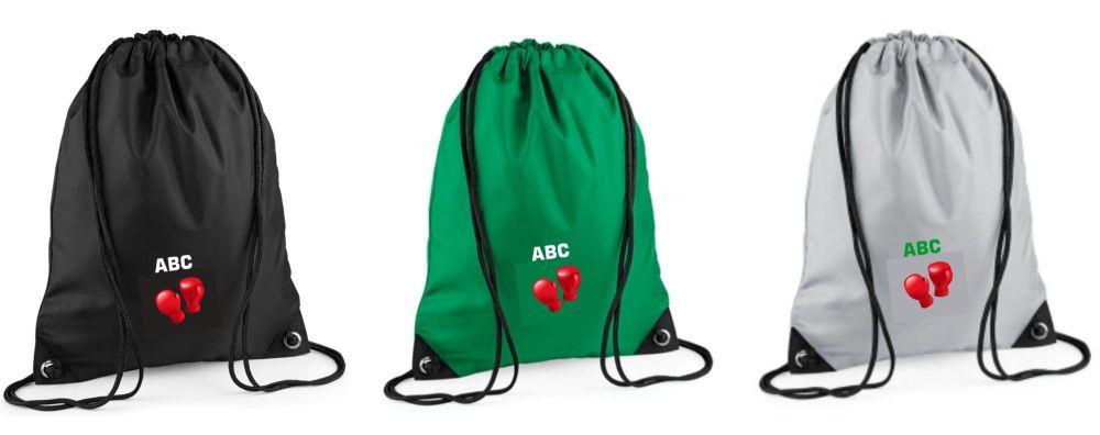 ABC Drawstring Bag