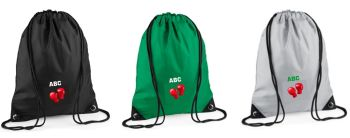 ABC Drawstring Bag