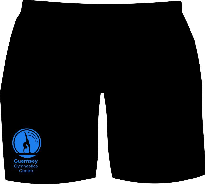 Guernsey Gymnastics Pre School Gymnast Technical Shorts