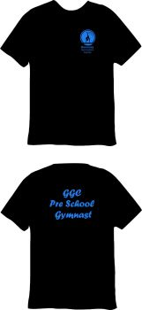 Guernsey Gymnastics Pre School Gymnast Base Layer Top