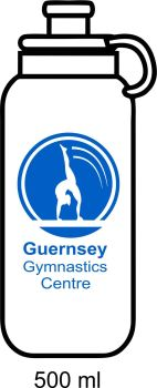 Guernsey Gymnastics Water Bottle 500 ml