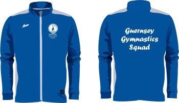 Guernsey Gymnastics Squad Tracksuit Top