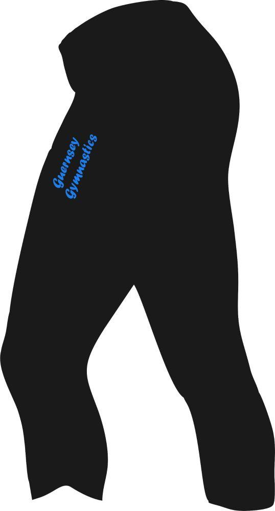 Guernsey Gymnastics Pre School Gymnast 3 Qtr Capri Legging