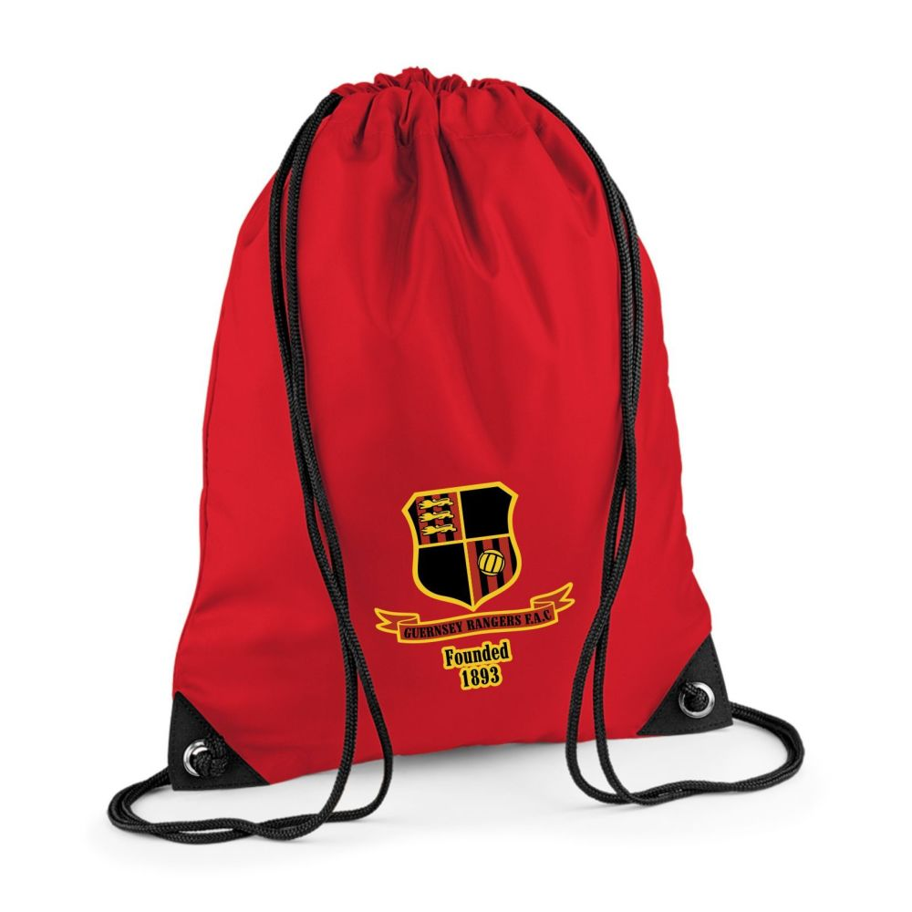 Rangers FC Drawstring Bags