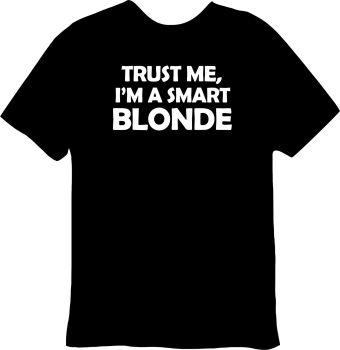 Blonde Tee