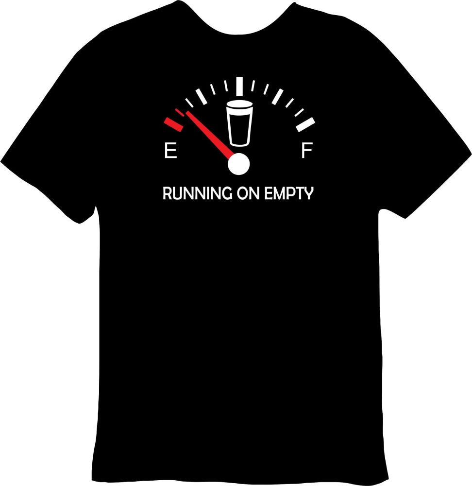 Running On Empty Tee