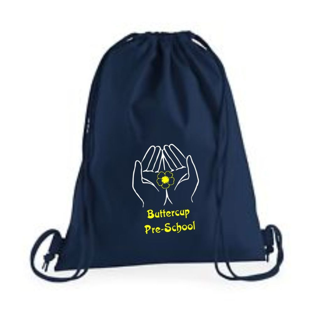 Buttercup Pre School Drawstring Bag