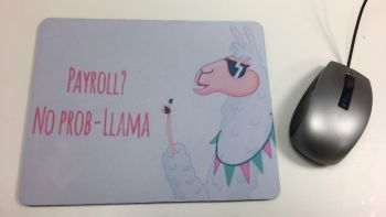 Printed Mouse Mat
