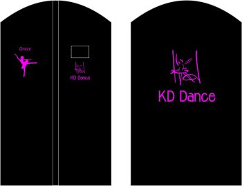 KD Dance Suit Cover Ballet Dancer