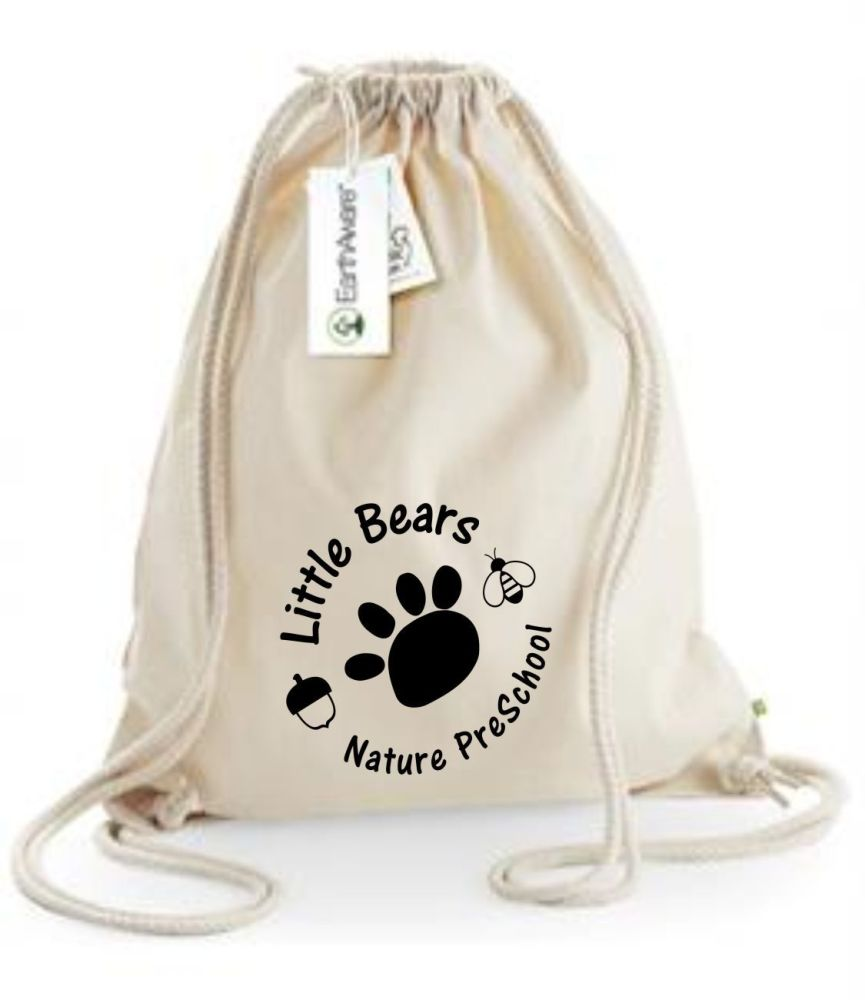 Little Bears Pre-School Drawstring Bag