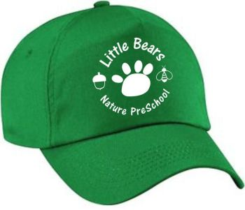 Little Bears Pre-School Cap