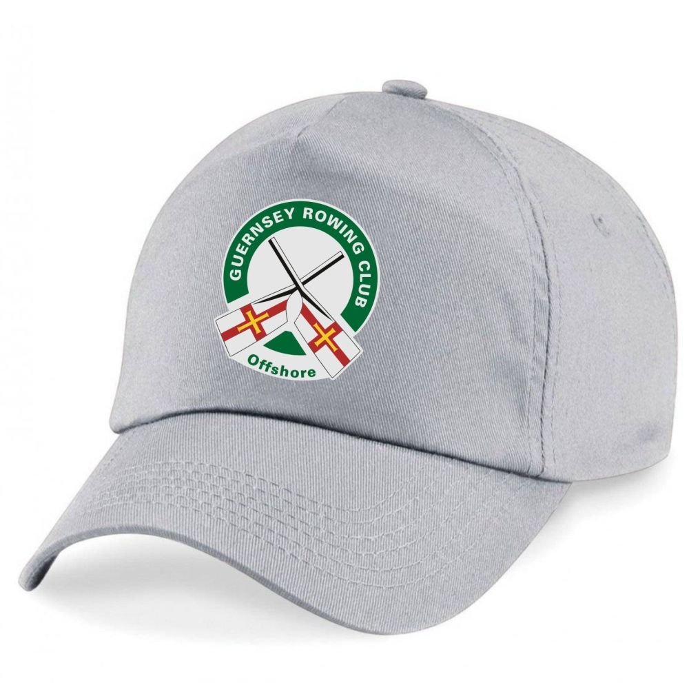 Guernsey Rowing Club Cap Grey
