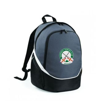 Guernsey Rowing Club Backpack Grey