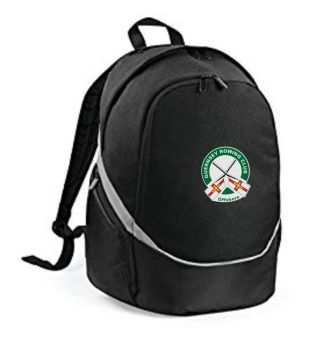 Guernsey Rowing Club Backpack Black
