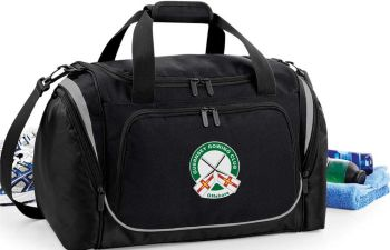 Guernsey Rowing Club Midi Holdall Black