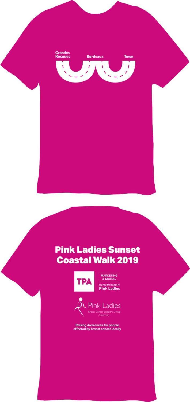 Pink Ladies 2019 WEB TEE