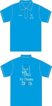 KD Stars Technical Polo Shirt