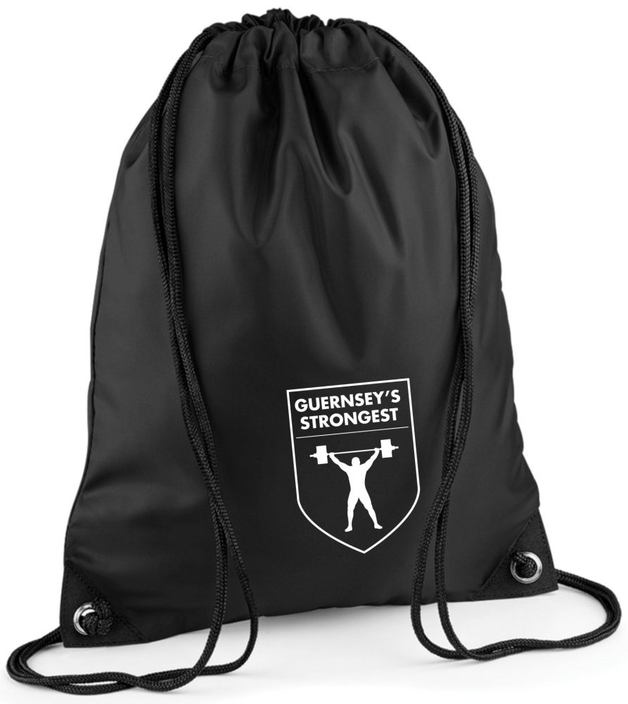 Guernsey's Strongest Drawstring Bag