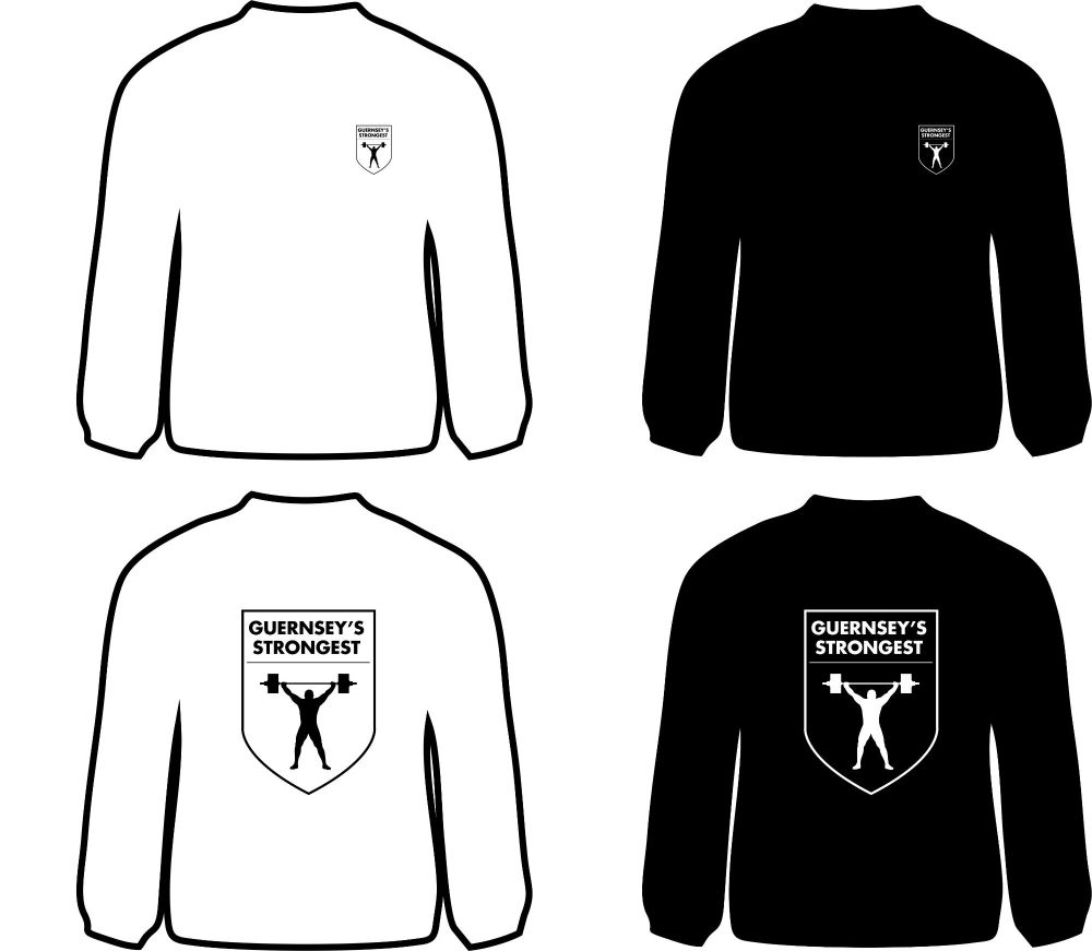 Guernsey's Strongest Long Sleeve Sports Breathable Tee