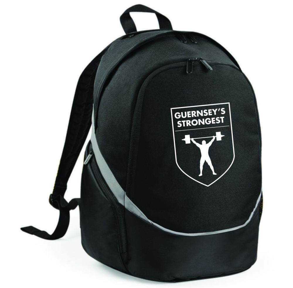 Guernsey's Strongest Backpack