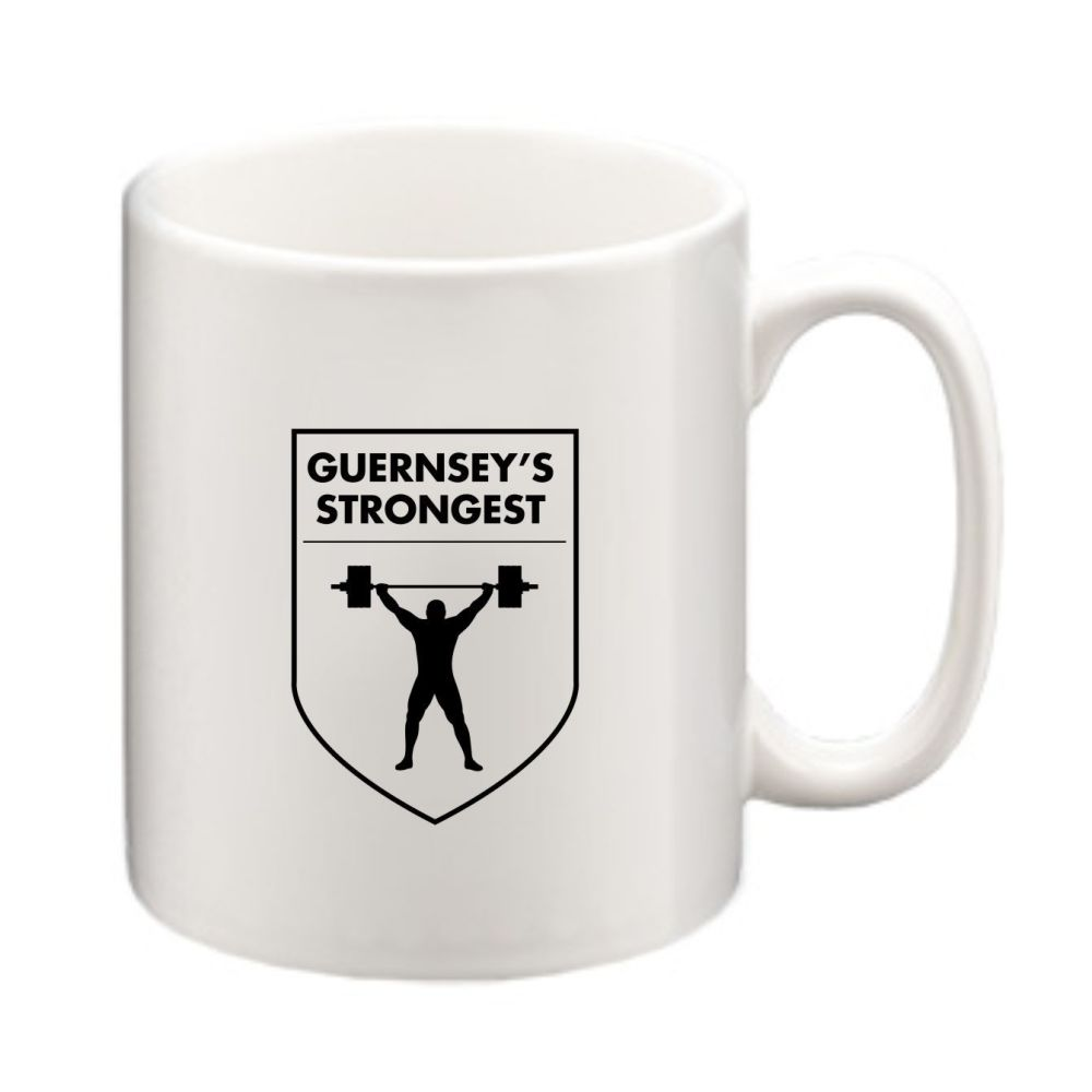 Guernsey's Strongest Coffee Cup