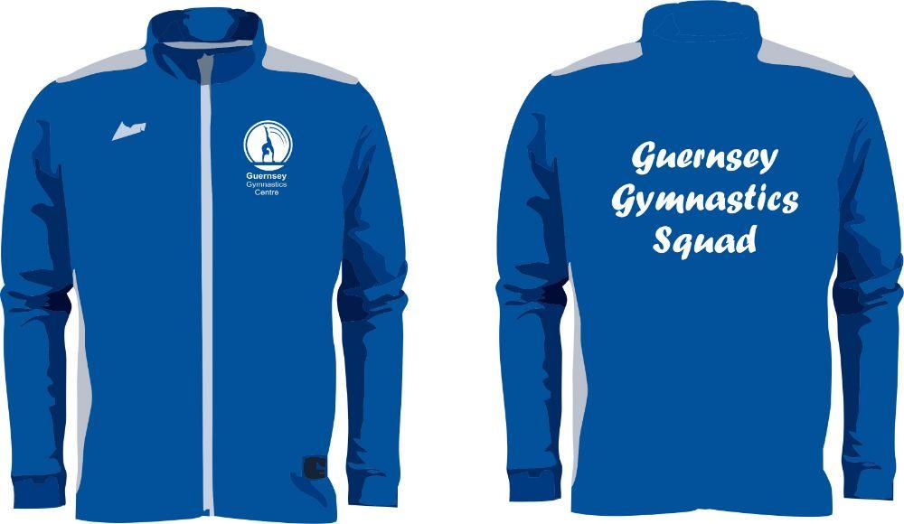 d. Guernsey Gymnastics Squad Gymnast
