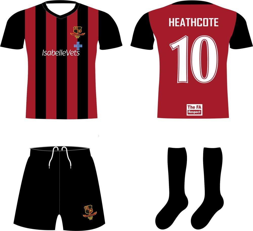 Rangers FC Minis Full Kit