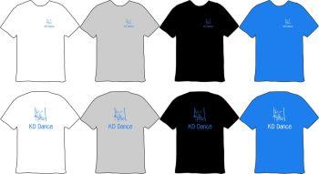 KD Dance Cotton T-shirt D1