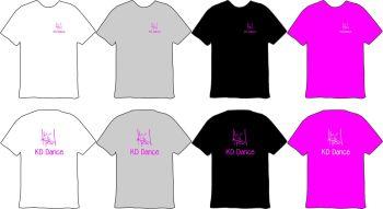 KD Dance Technical T-Shirt D2